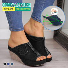 Load image into Gallery viewer, Women's Summer Fashion High Heels Sandals *Featured*