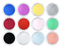Load image into Gallery viewer, Dip Nail Powder ( Set of 12 Colors)