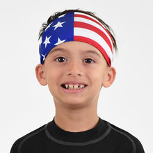 Load image into Gallery viewer, American Flag Headband