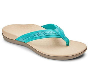 2020 Hot Sale Leather Thong Sandals - Tide Sally