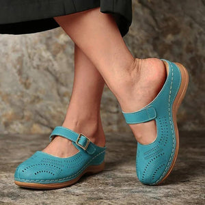 Women's Fashion Hollow Flat Sandals*NEW*