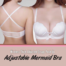 Load image into Gallery viewer, Power-Lift Mermaid Bra