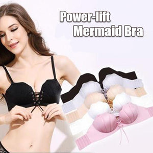 Power-Lift Mermaid Bra