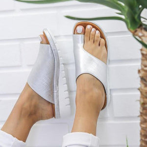 🔥Hot sales! Orthopedic Bunion Corrector Sandals-BUY 2 Free Shipping