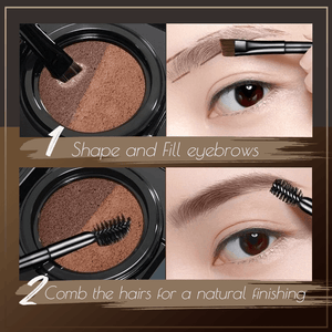 2 in 1 Cushion Brow Kit