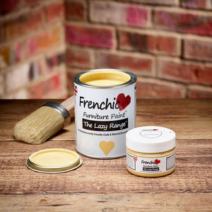 Hot As Mustard, Frenchic Paints