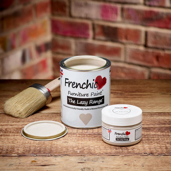 Salt of the Earth, Frenchic Paints
