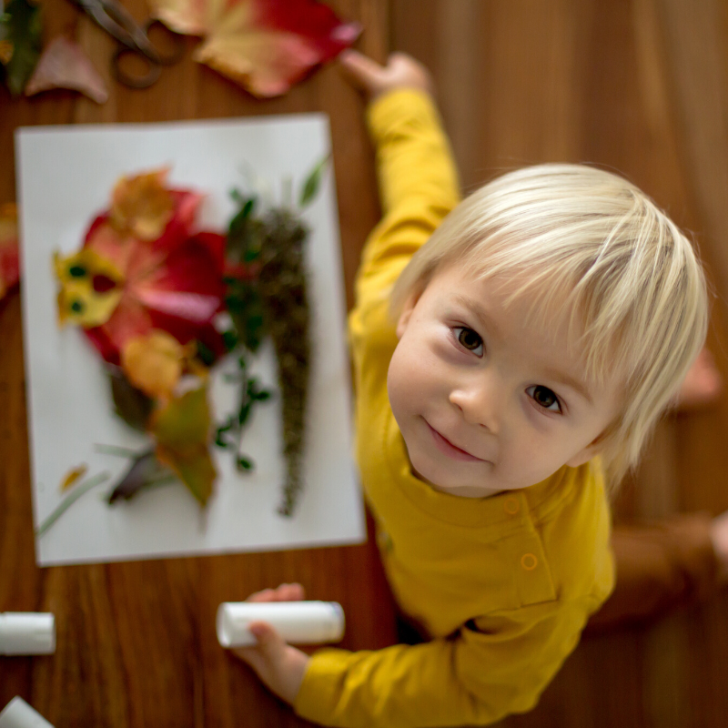 Fall Activities That Keep Kids Busy While You Work from Home