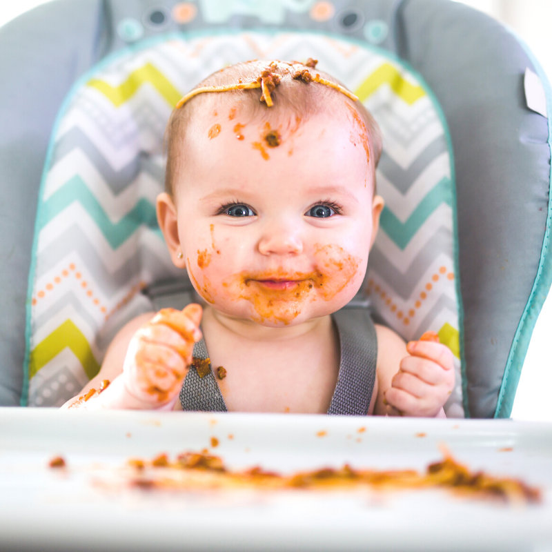 All About Baby Weaning