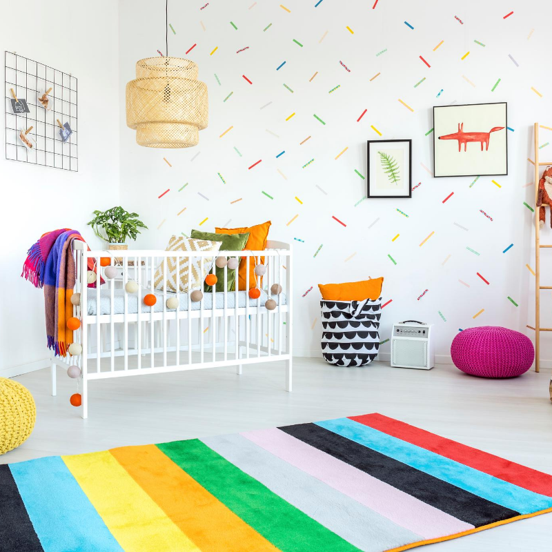 6 Tips for Decorating Baby's Room That You Need To Know Now
