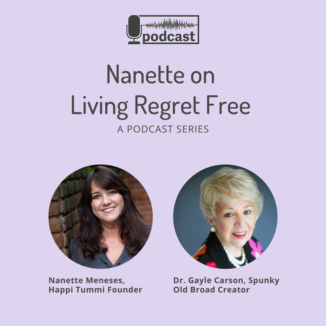 Nanette Meneses on Living Regret Free