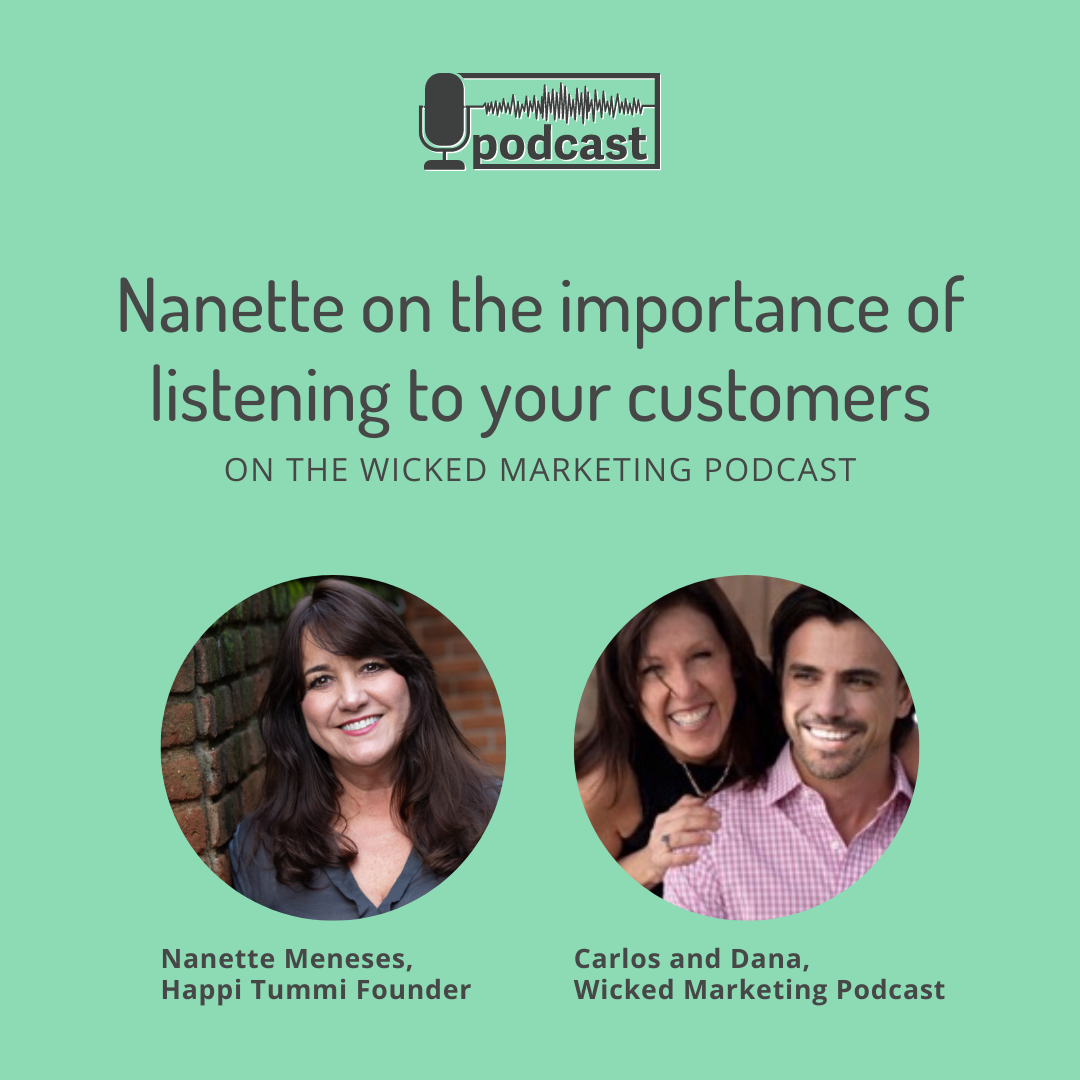 Nanette on the Wicked Marketing Podcast
