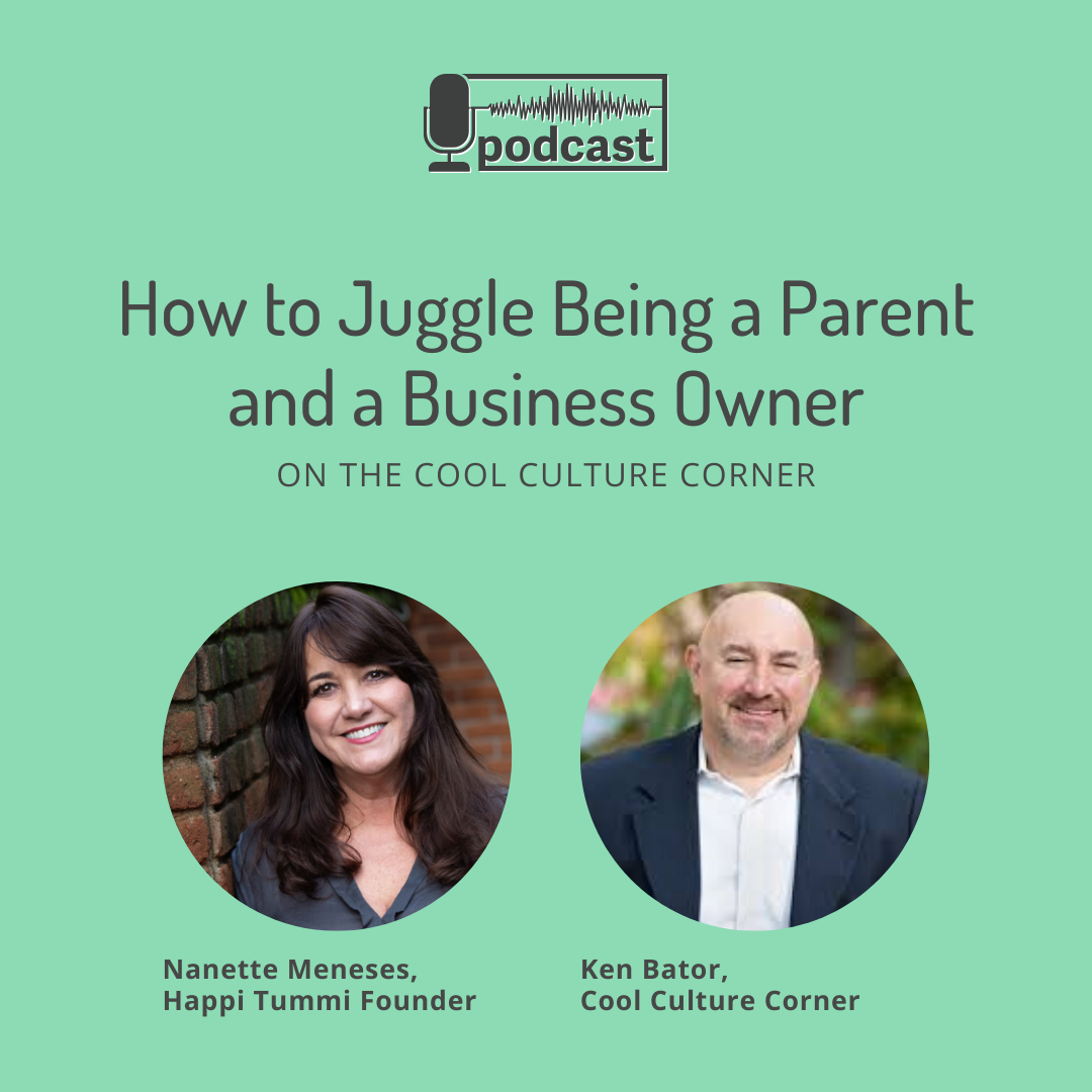 How to Juggle Being a Parent and Owning a Business