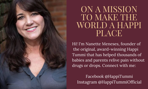 Nanette Meneses Founder of Happi Tummi