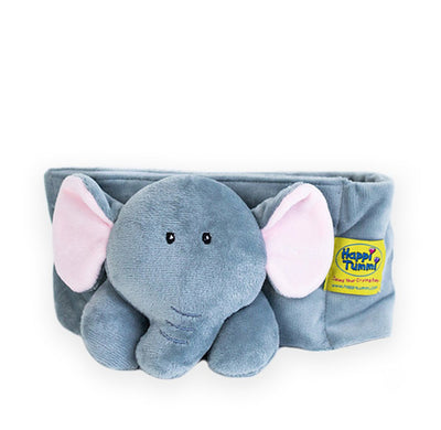 Happi Tummi Animal Collection Waistband and Herbal Pouch