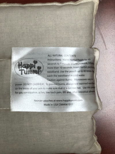 Happi Tummi Adult Herbal Pouch Refill