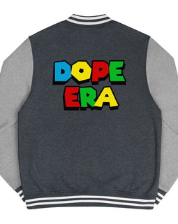 Dope Era Super Letterman Jacket - S - Coats & Jackets