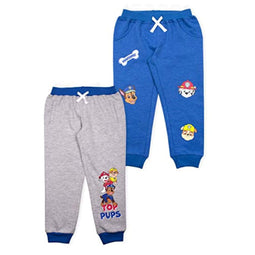 Paw Patrol Toddlers and Boys Joggers Pants (2-Pack)