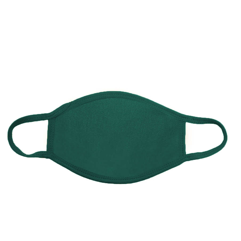 Teal Green Face Cover - Circle Clothing LLC