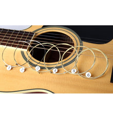 Load image into Gallery viewer, Brass Strings for Acoustic Guitar