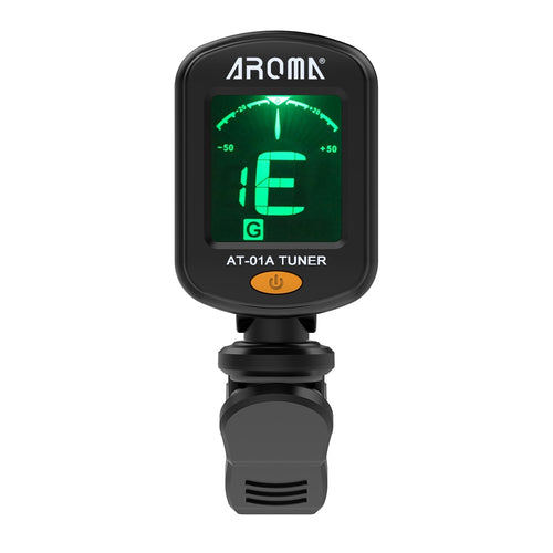 LCD Display Clip Tuner for Various Acoustics