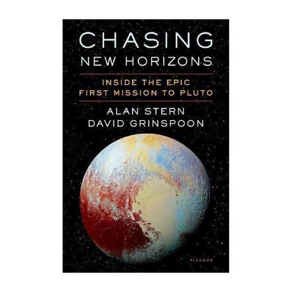 Chasing New Horizons Author Autographed Book