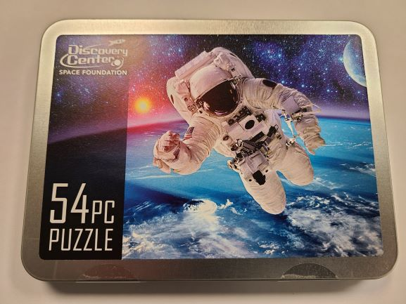 Discovery Center Astronaut Puzzle - 54 pc.