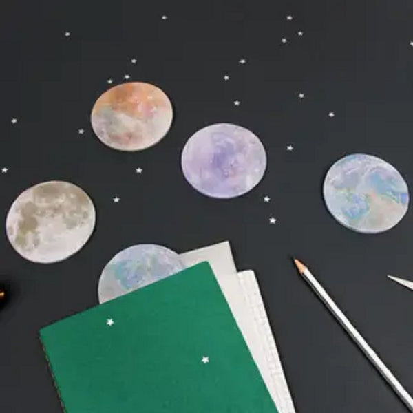 Stationary: Space Sticky Notes