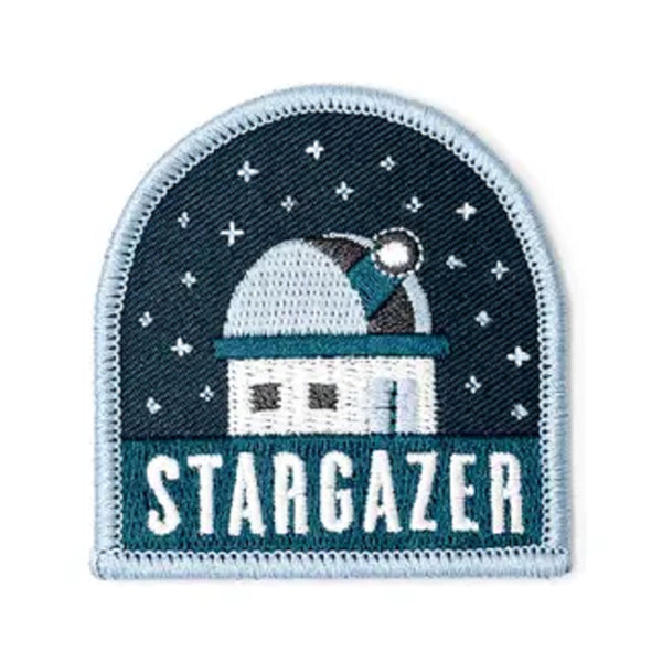 Patch: Stargazer Embroidered