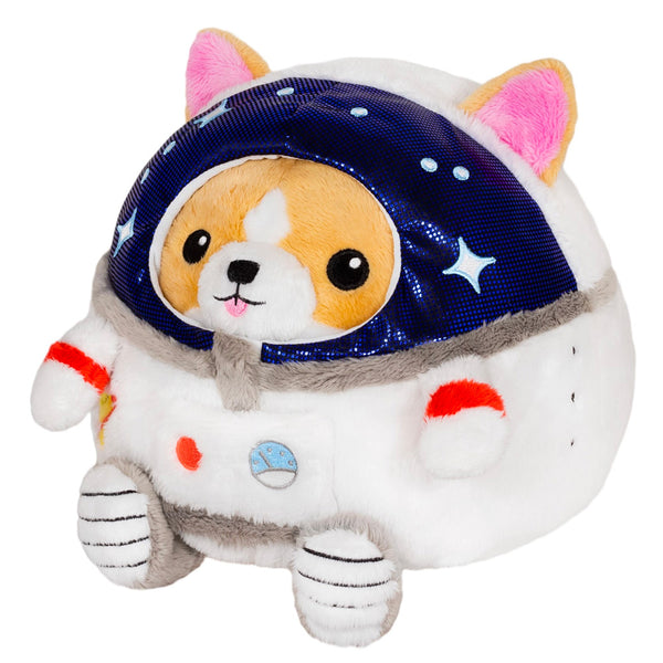 Squishable Undercover Corgi in Astronaut Costume