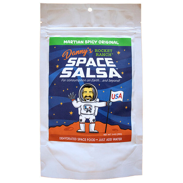 Danny's Rocket Ranch Space Salsa