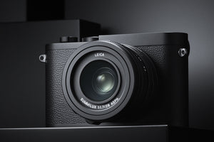 THE NEW LEICA Q2 MONOCHROM