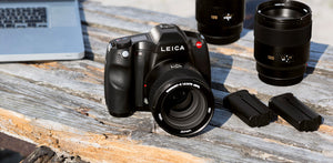 Leica S/S3 Technical Equipment
