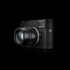 LEICA M10-P, BLACK CHROME FINISH