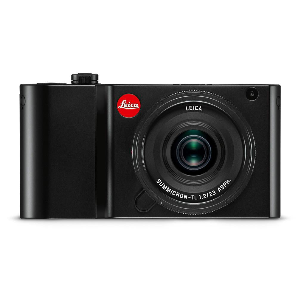 LEICA TL2, BLACK ANODIZED FINISH