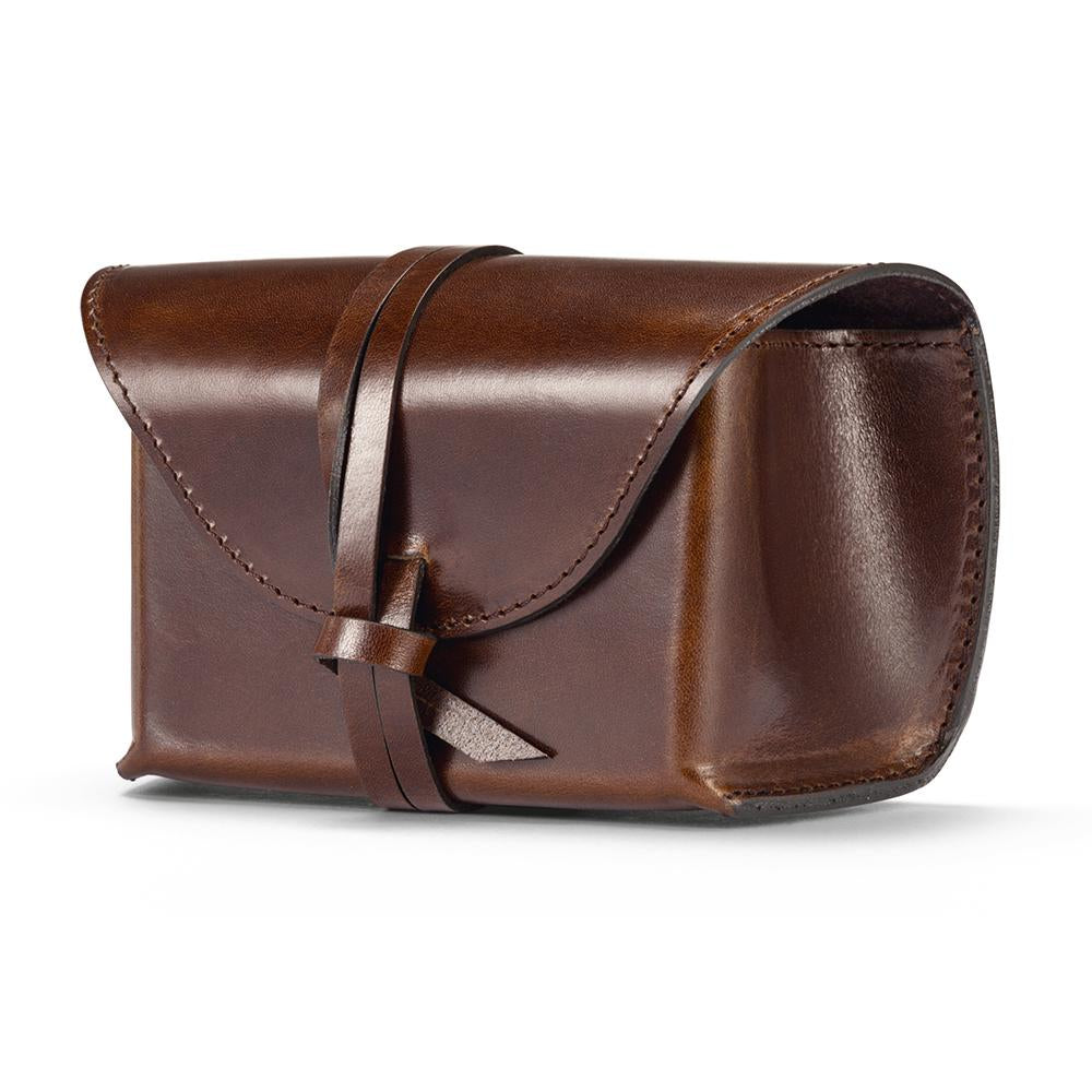 LEICA C-LUX LEATHER VINTAGE POUCH, BROWN