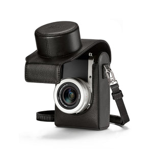 LEICA D-LUX 7 LEATHER CASE, BLACK