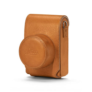 LEICA D-LUX 7 LEATHER CASE, BROWN