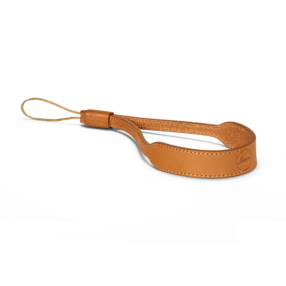 LEICA D-LUX 7 LEATHER WRIST STRAP, BROWN