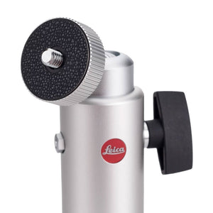 SMALL TABLE TRIPOD - LEICA BALL HEAD 18 LARGE, SILVER