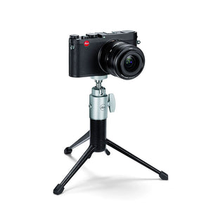 SMALL TABLE TRIPOD - LEICA BALL HEAD 18 SMALL, SILVER