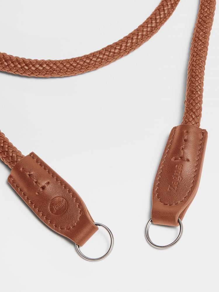 LEICA | ZEGNA CARRYING STRAP (KEY RING STYLE)