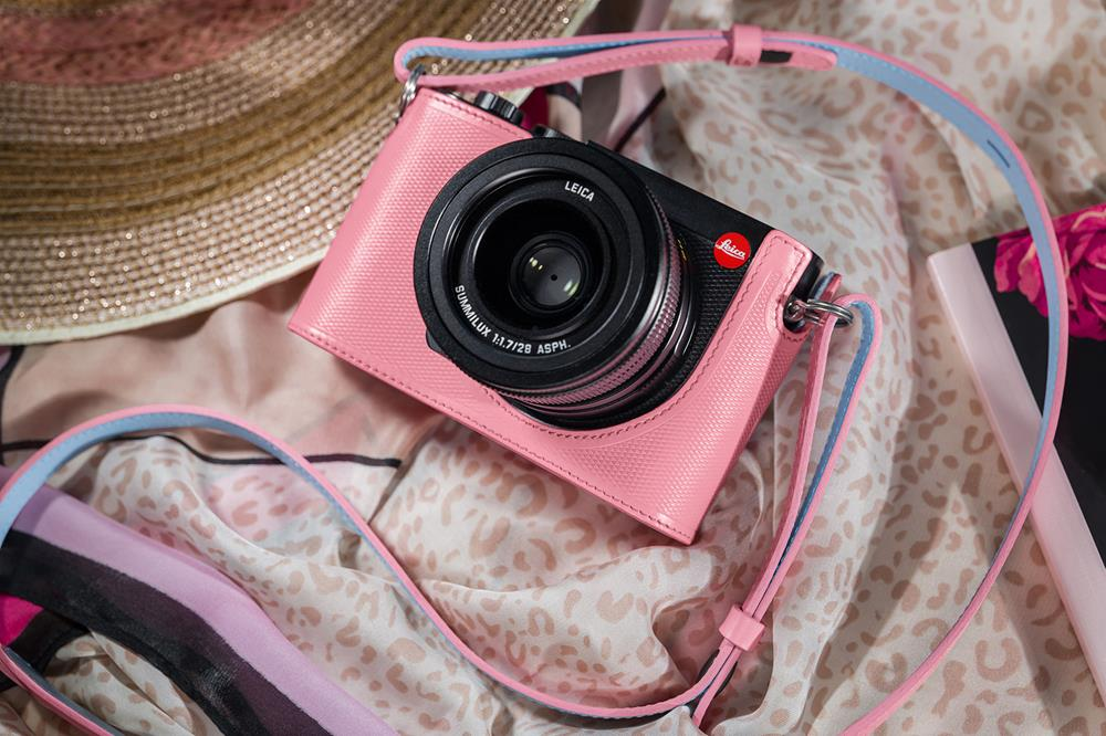 LEICA Q2 PROTECTOR, PINK - LIMITED EDITION