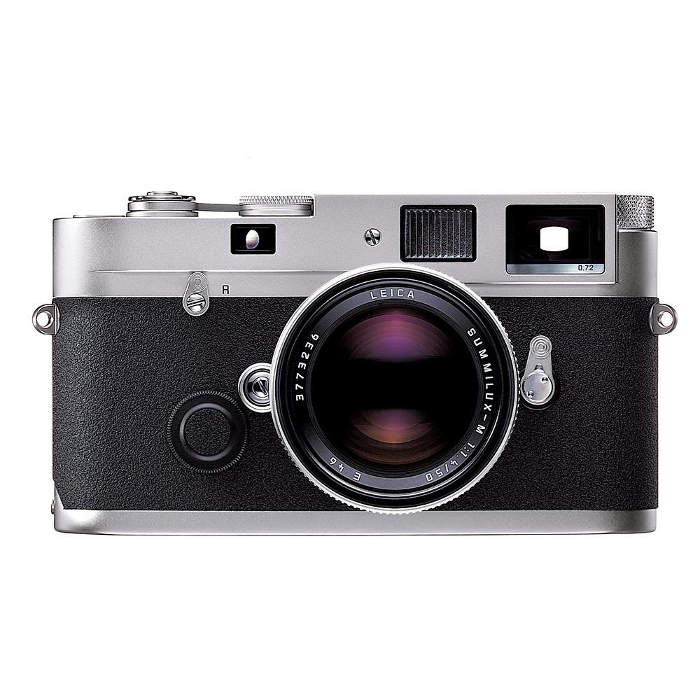 LEICA MP 0.72 SILVER CHROME FINISH