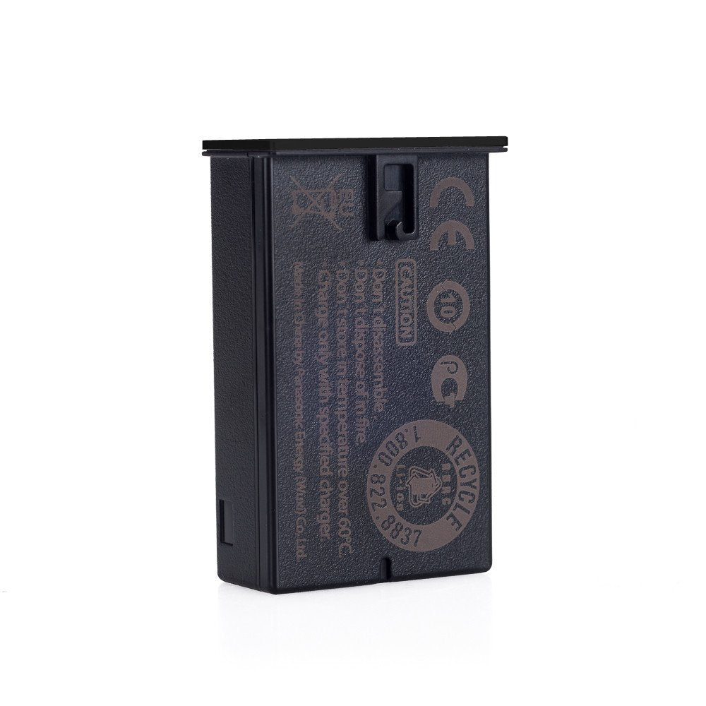 LITHIUM-ION-BATTERY BP-DC13, BLACK FOR LEICA TL