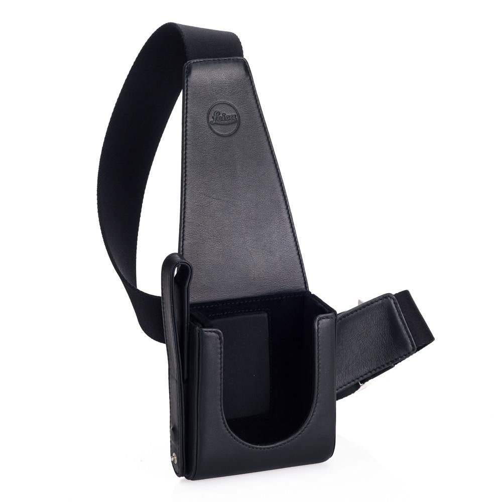 LEICA Q LEATHER HOLSTER, BLACK