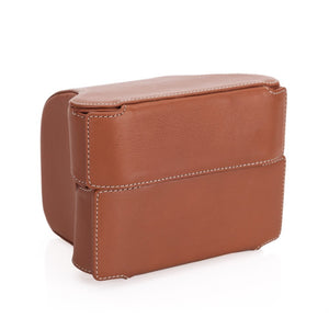 LEICA EVER READY CASE M/M-P (TYP 240) WITH LARGE FRONT, COGNAC