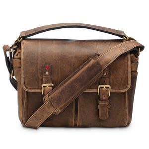LEICA COLLECTION BY ONA, PRINCE STREET CAMERA MESSENGER BAG (5 OPTIONS)
