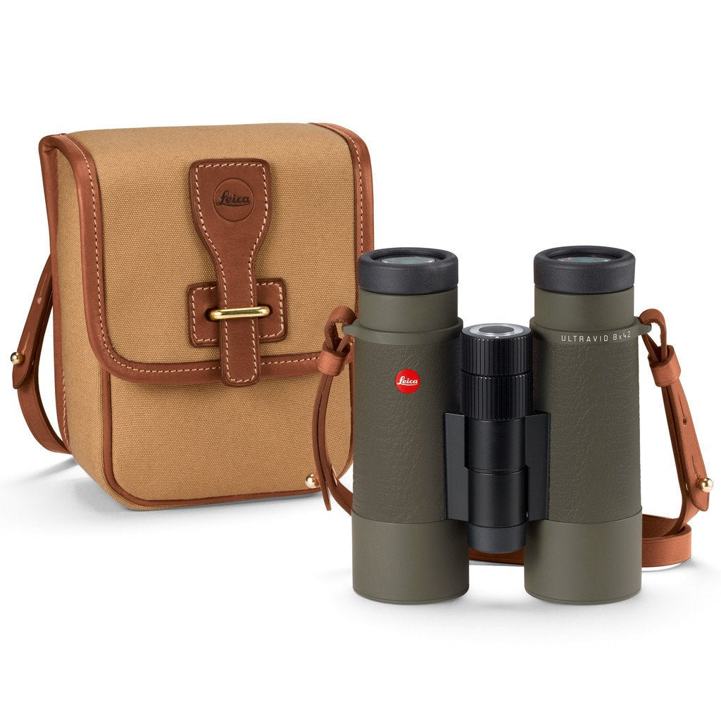 LEICA ULTRAVID 10X42 BINOCULARS - EDITION SAFARI