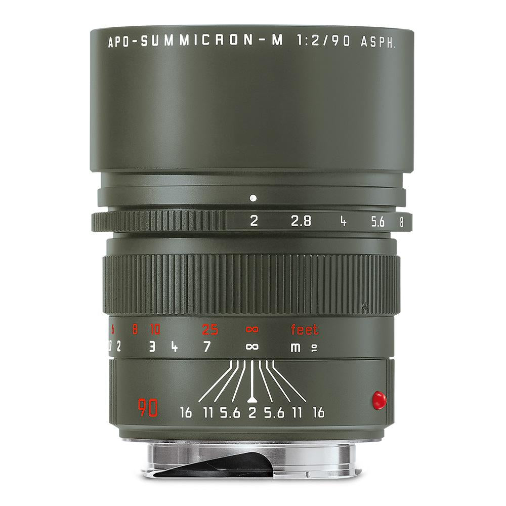LEICA APO-SUMMICRON-M 90MM F/2 EDITION SAFARI